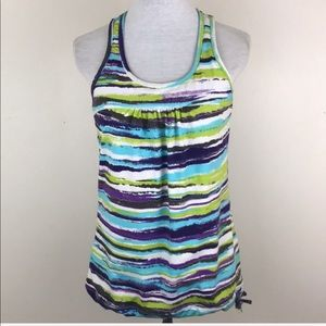 Athleta Colorful Active Tank Top